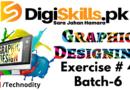 Graphic Designing Ex-4 Batch-6