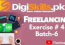 freelancing Exercise 4 batch-06