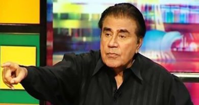 Famous TV Show Host Tariq Aziz is no more with us!!